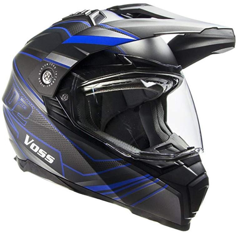 Voss 601 D2 Matte Blue Spectrum Dual