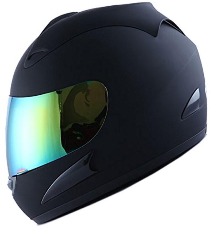 WOW Motorcycle Full Face Helmet