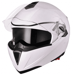 Yescom Full Face Flip up Modular Motorcycle Helmet
