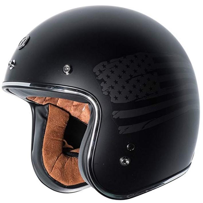 TORC T50 Route 66 3/4 Helmet