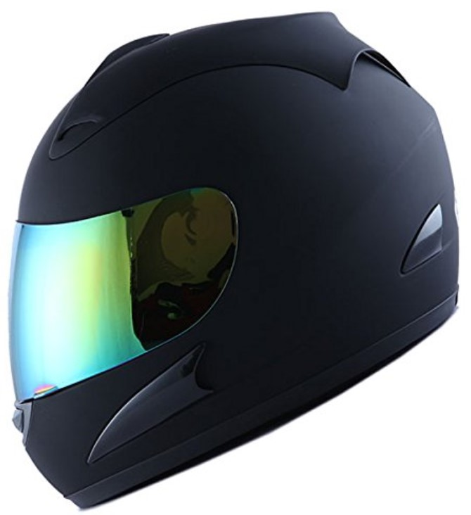 WOW Motorcycle Full Face Helmet