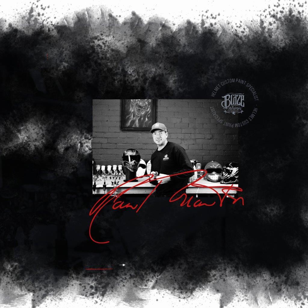 Pavel Vlasov, fondateur de Blaze ArtWorks