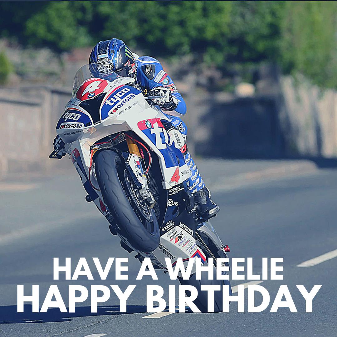 Have A Wheelie Happy Birthday Meme