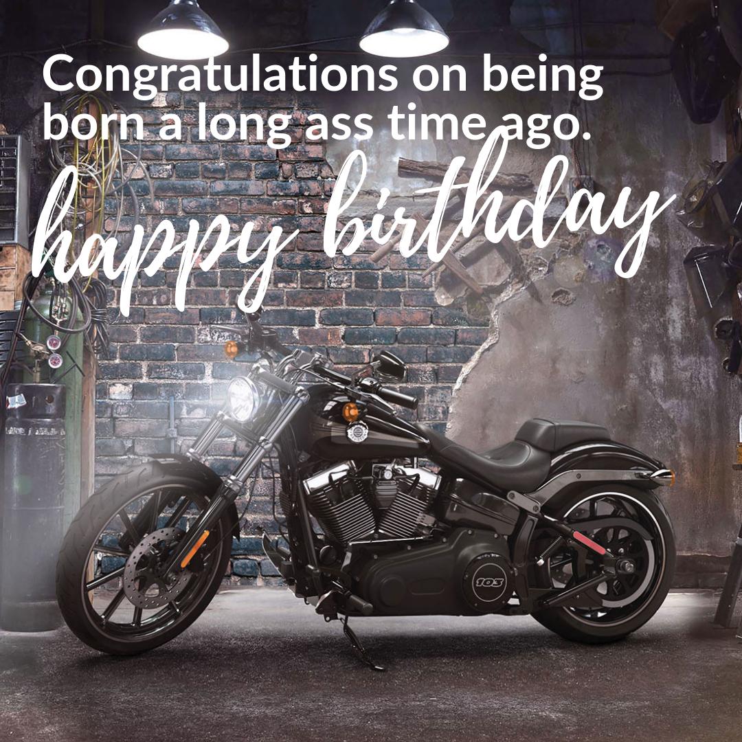 Congratulations Joke for Birthday
