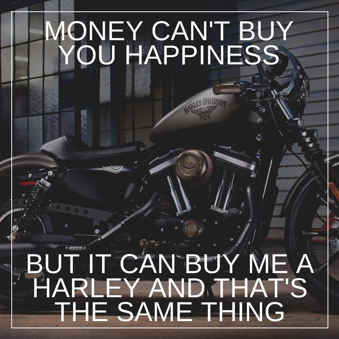 Motorcycle Birthday Harley Meme