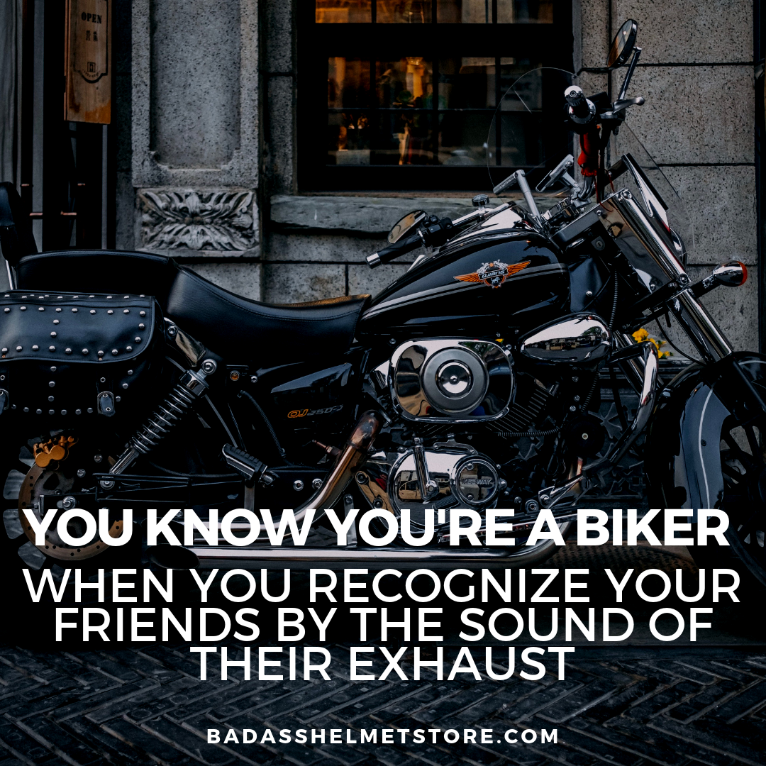 Motorcycle Exhaust Funny Meme