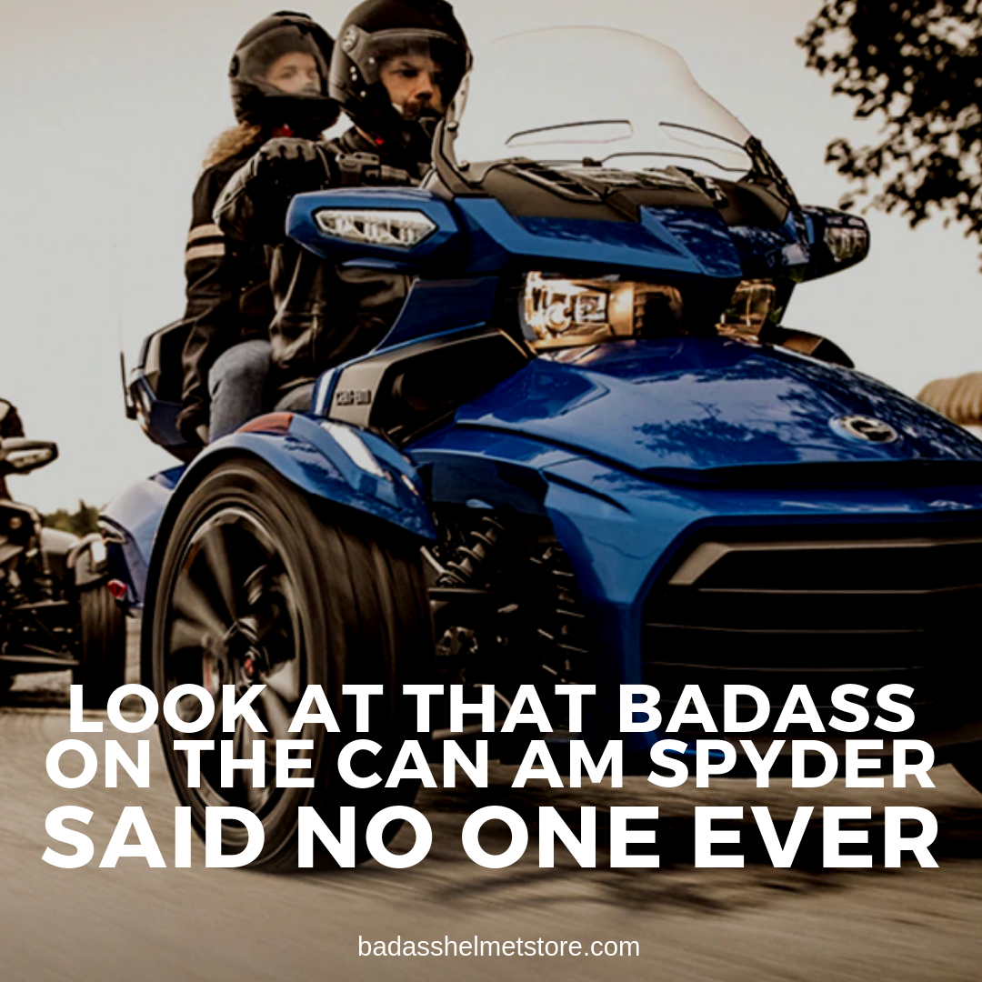 Funny Can-Am Motorcycle Meme