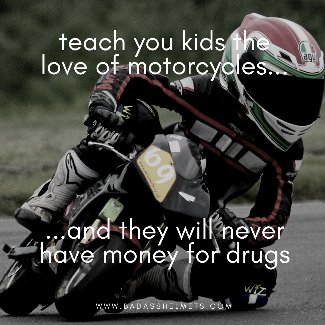 Kids Motorcycle Meme