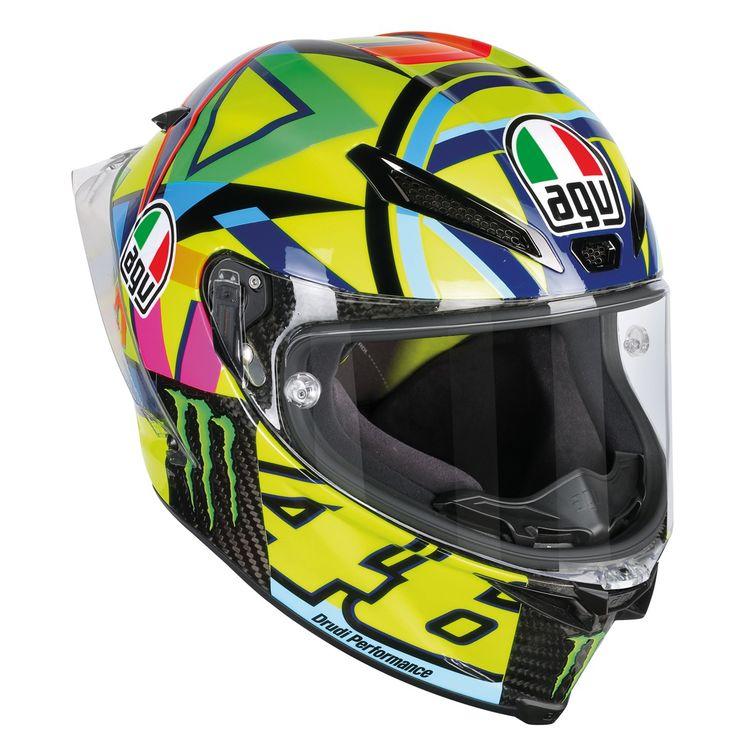 AGV Pista GP R Soleluna Helmets