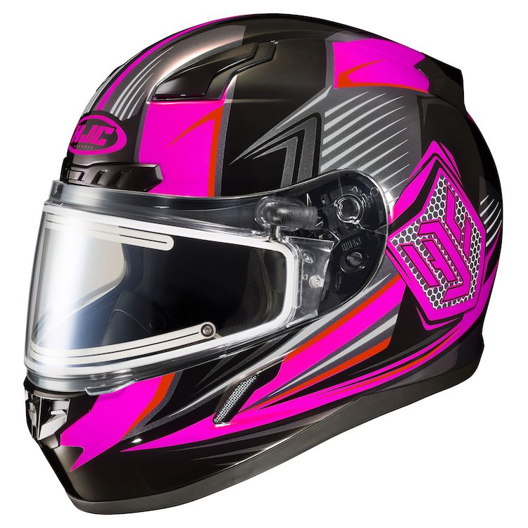 HJC CL17 striker helmet