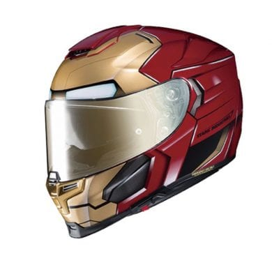 HJC Iron Man Helmet