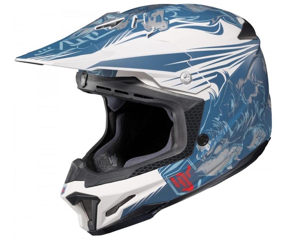 CL X7 Lobo helmet