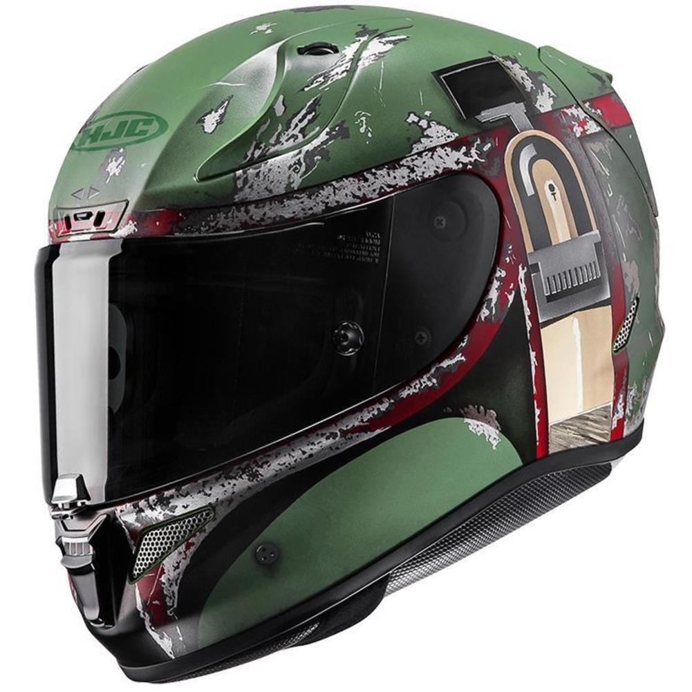 HJC RPHA-11 Pro Boba Fett Helmet