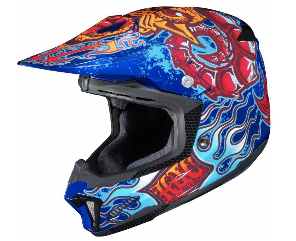 HJC CL-X7 Zilla Helmet