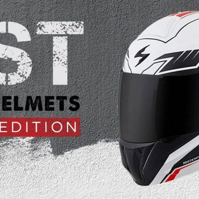 Best Modular Motorcycle Helmets (2019 Edition)