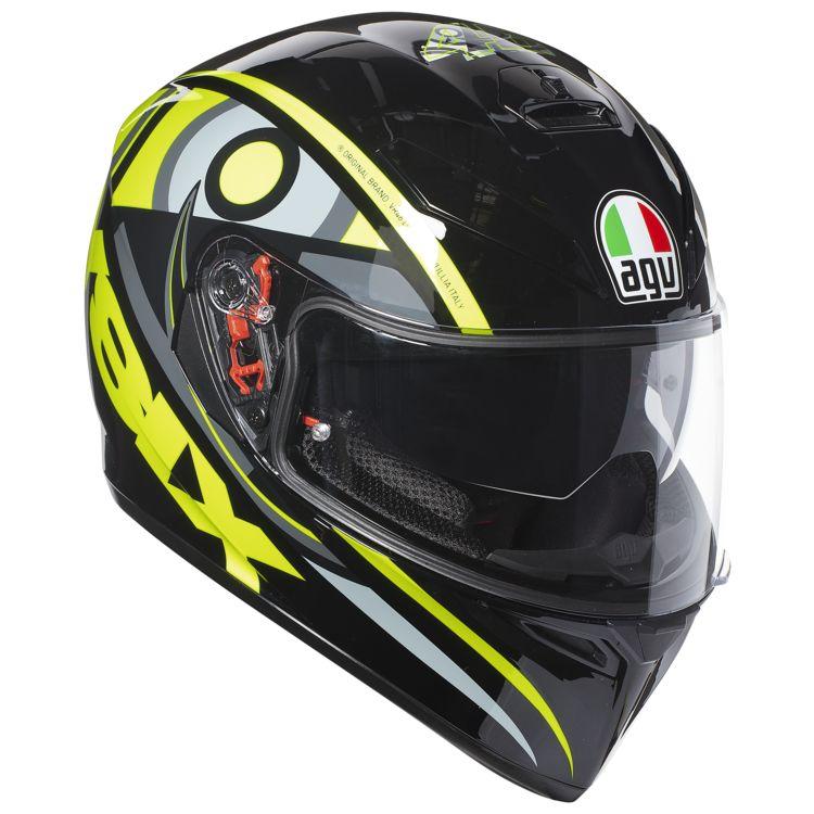 agv k3 sv sole luna helmet