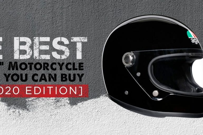 Best Classic Motorcycle Helmets