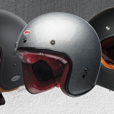 Best Classic & Retro Motorcycle Helmets