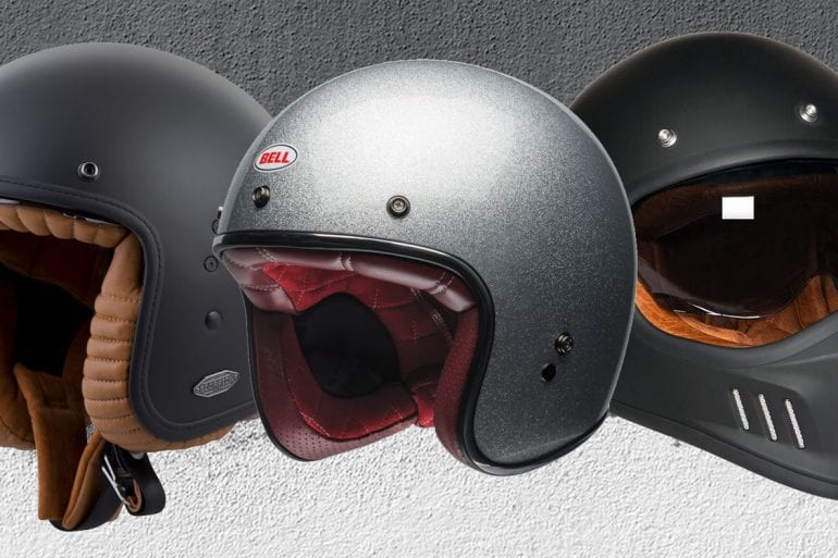 Best Classic & Retro Motorcycle Helmets