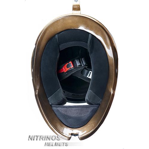 Nitrinos Helmets underside