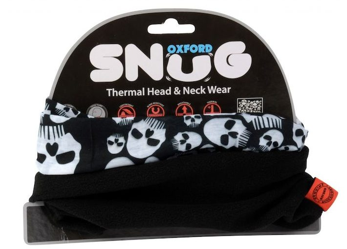 Oxford Snug Skull Neck Warmer