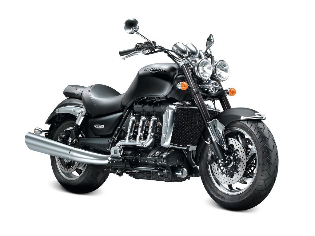 2010-2017 Triumph Rocket III Roadster
