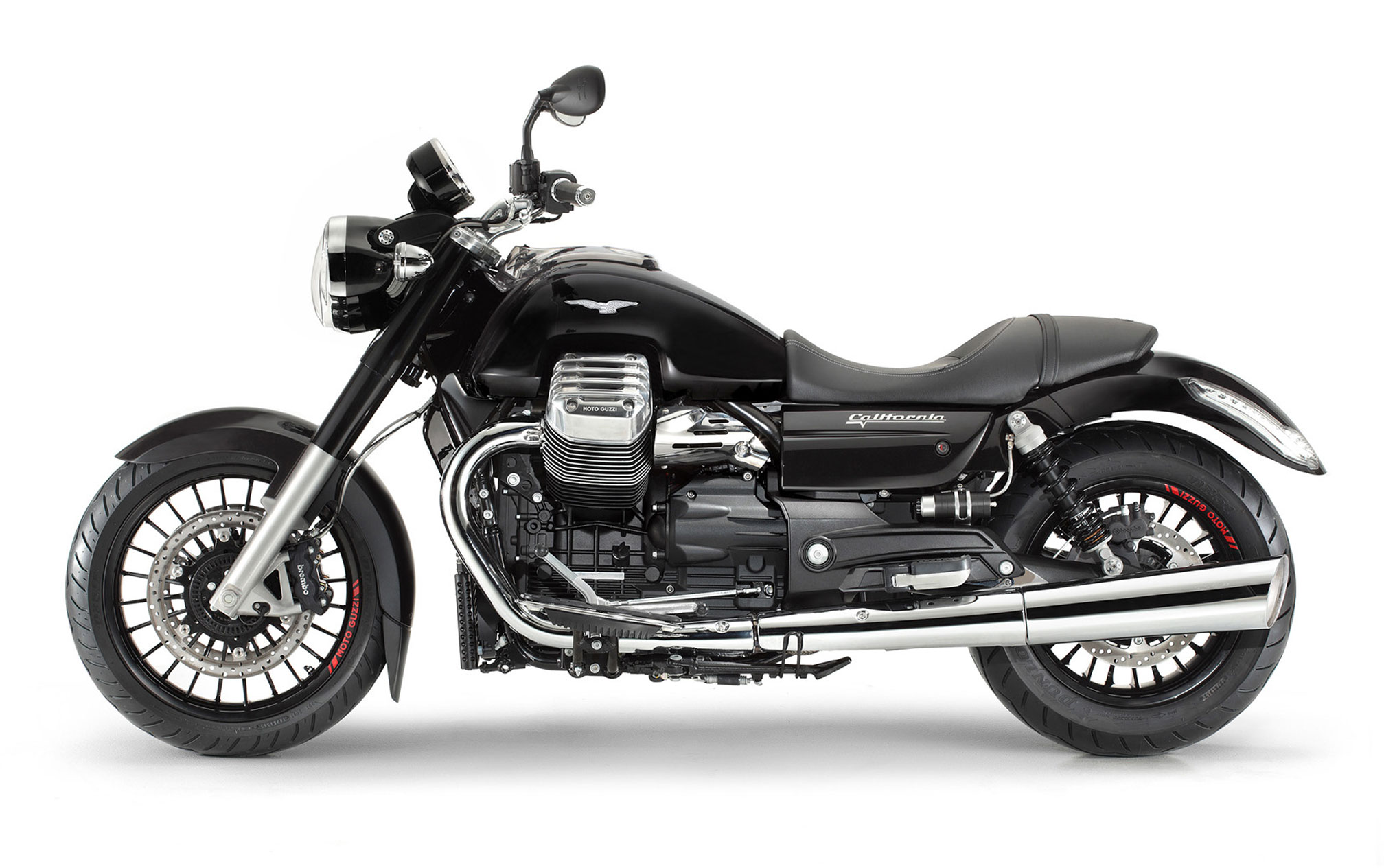 2014-2017 Moto Guzzi California 1400 Custom