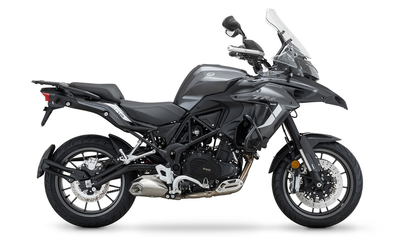 2021 Benelli TRK 502