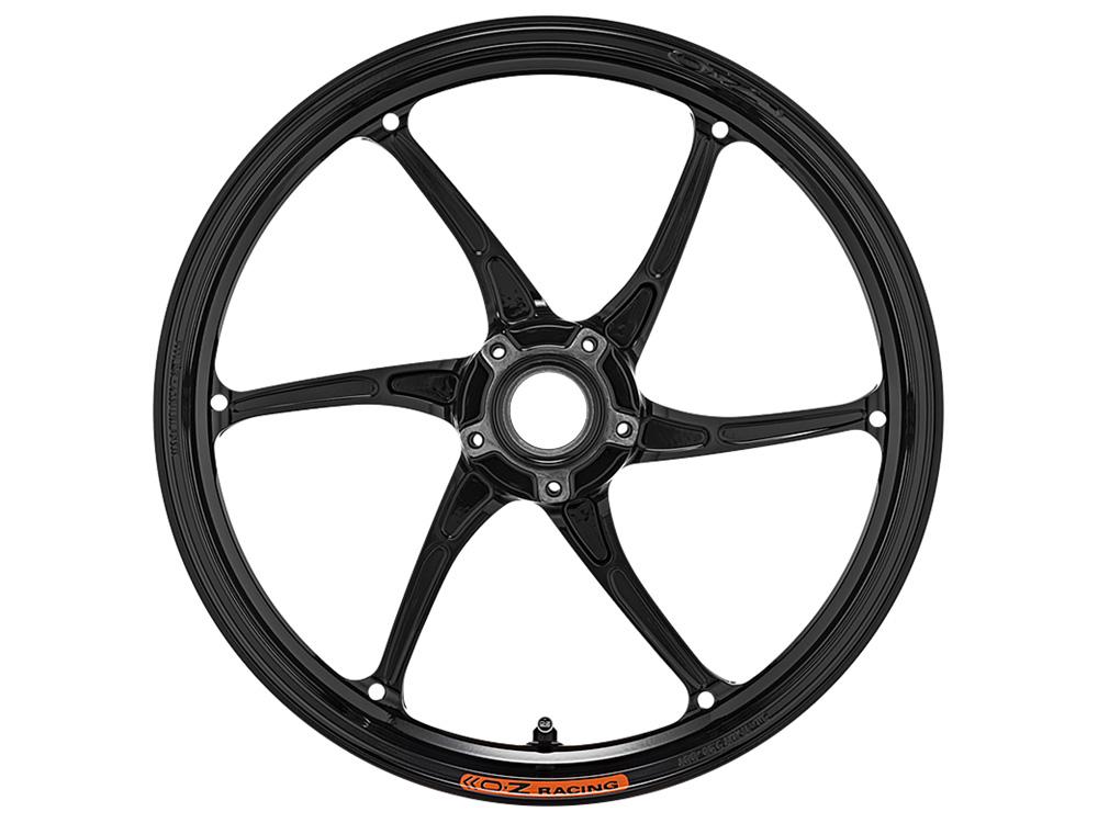 OZ Racing Cattiva Nero racing wheels