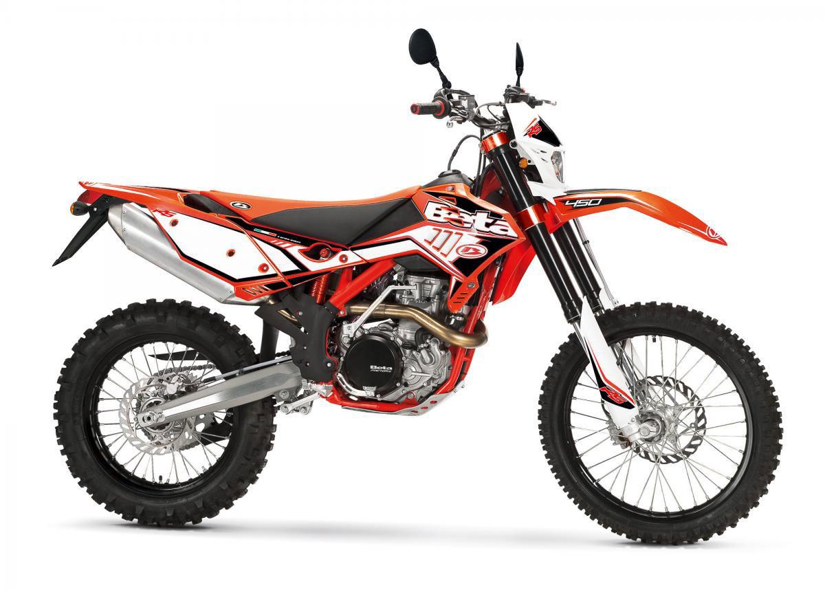 2013 Beta 450RS