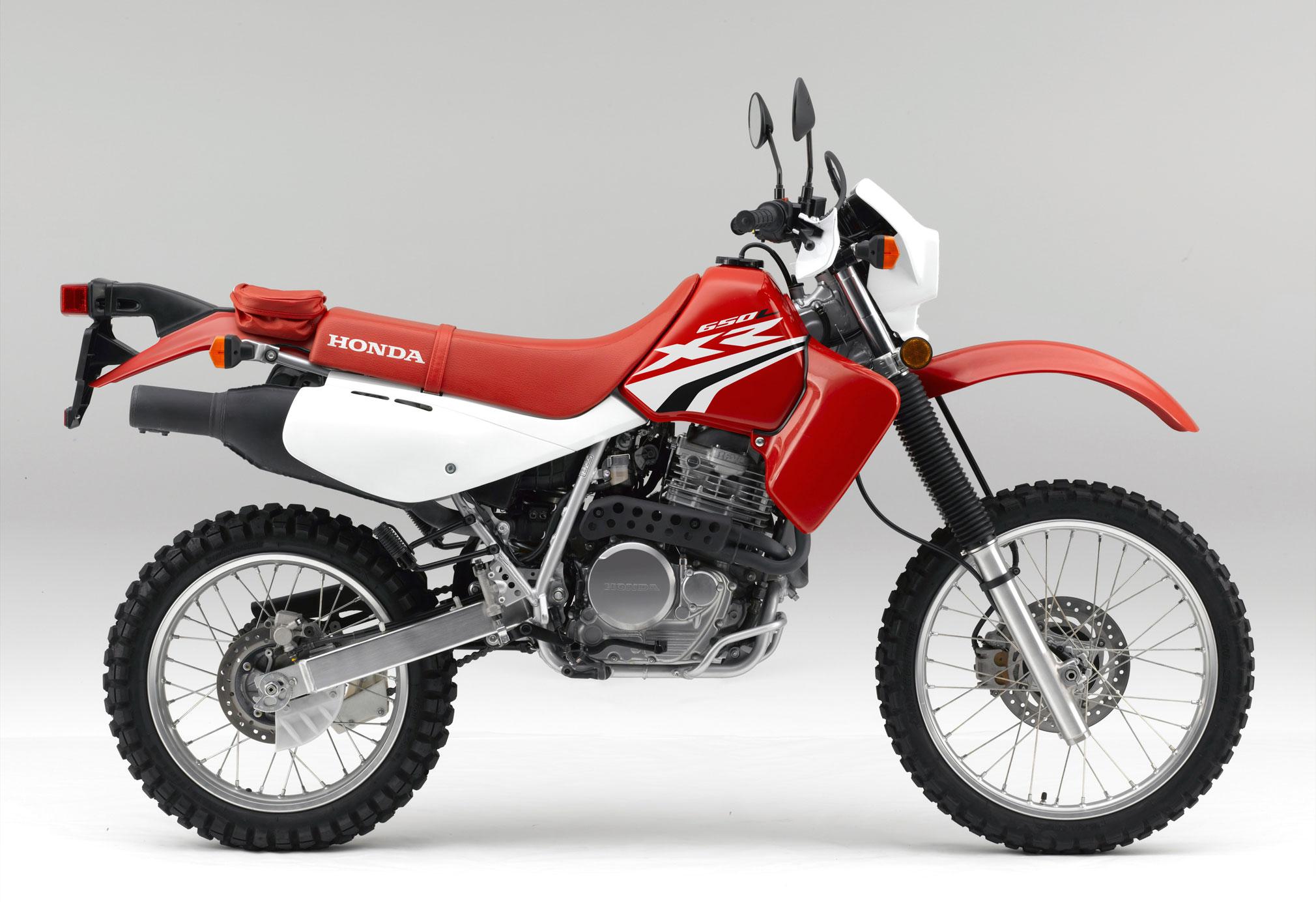 2020 Honda XR650L