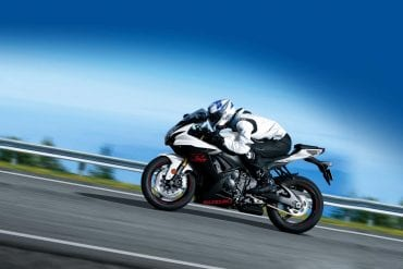 2020 Suzuki GSX-R600 hero image