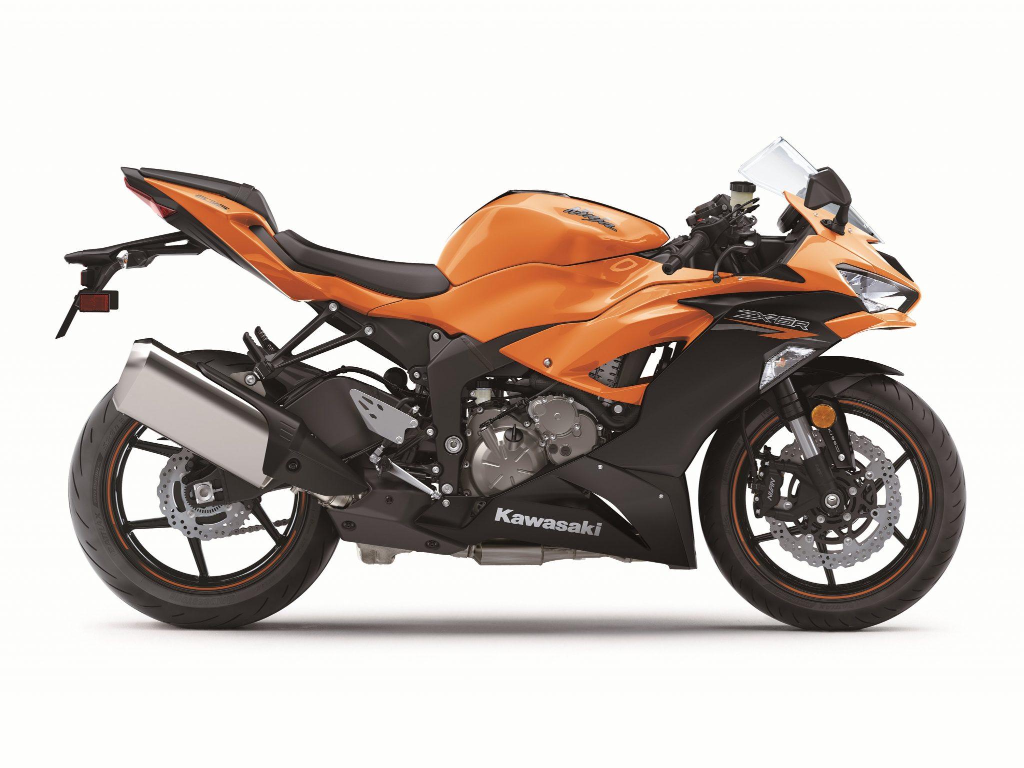 2020 Kawasaki ZX6R