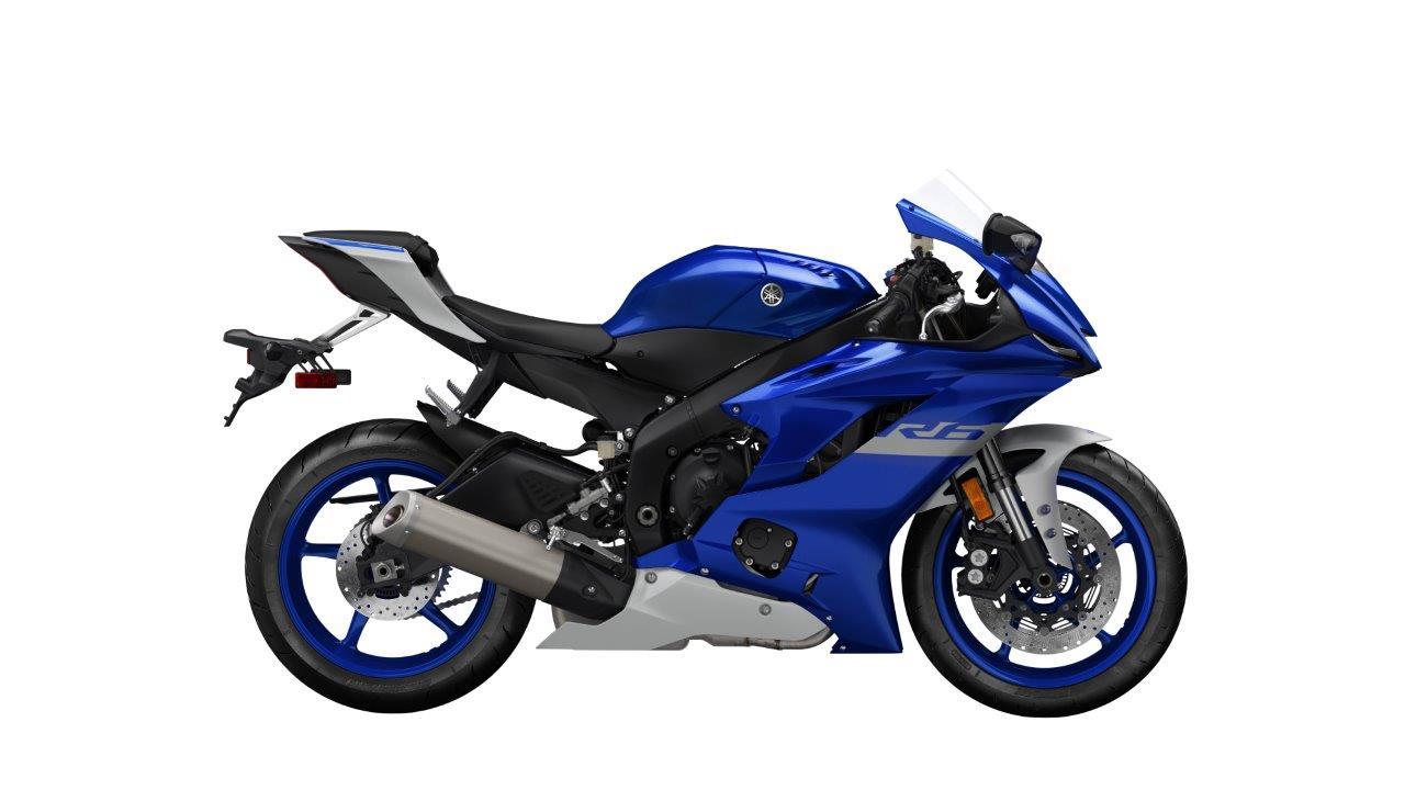 2020 Yamaha YZF-R6