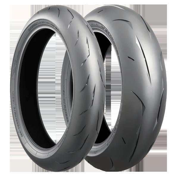 Bridgestone Battlax RS10 road supersport tire set