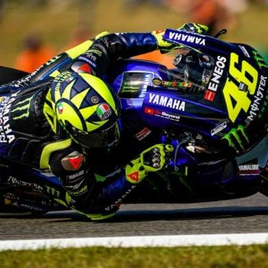 Valentino Rossi Yamaha YZF-M1 2019 Season
