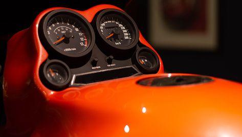 1987 Lamborghini Design 90 gauge cluster