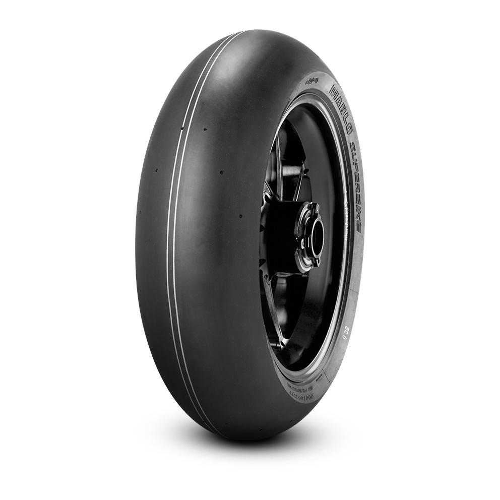 Pirelli Diablo Superbike racing tires