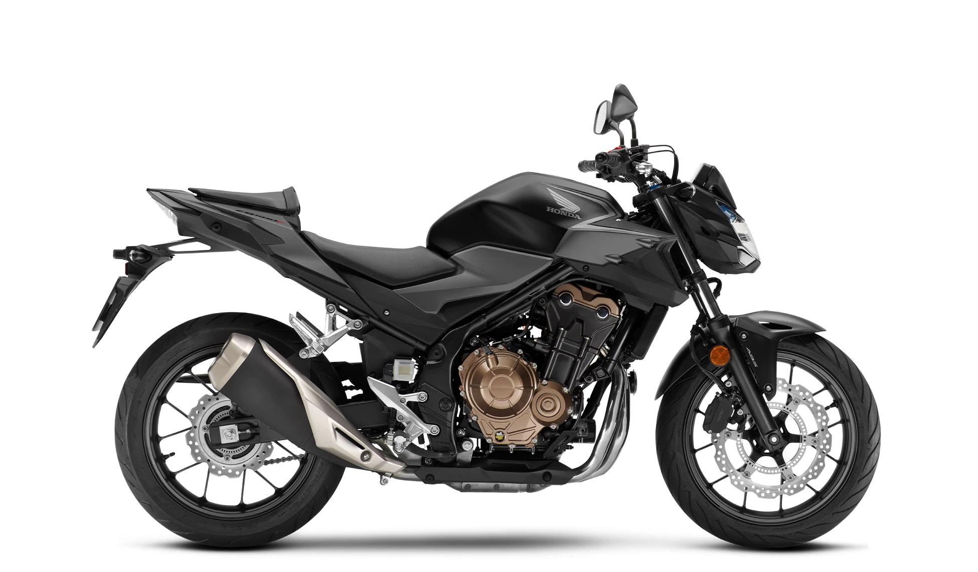 2021 Honda CB500F ABS
