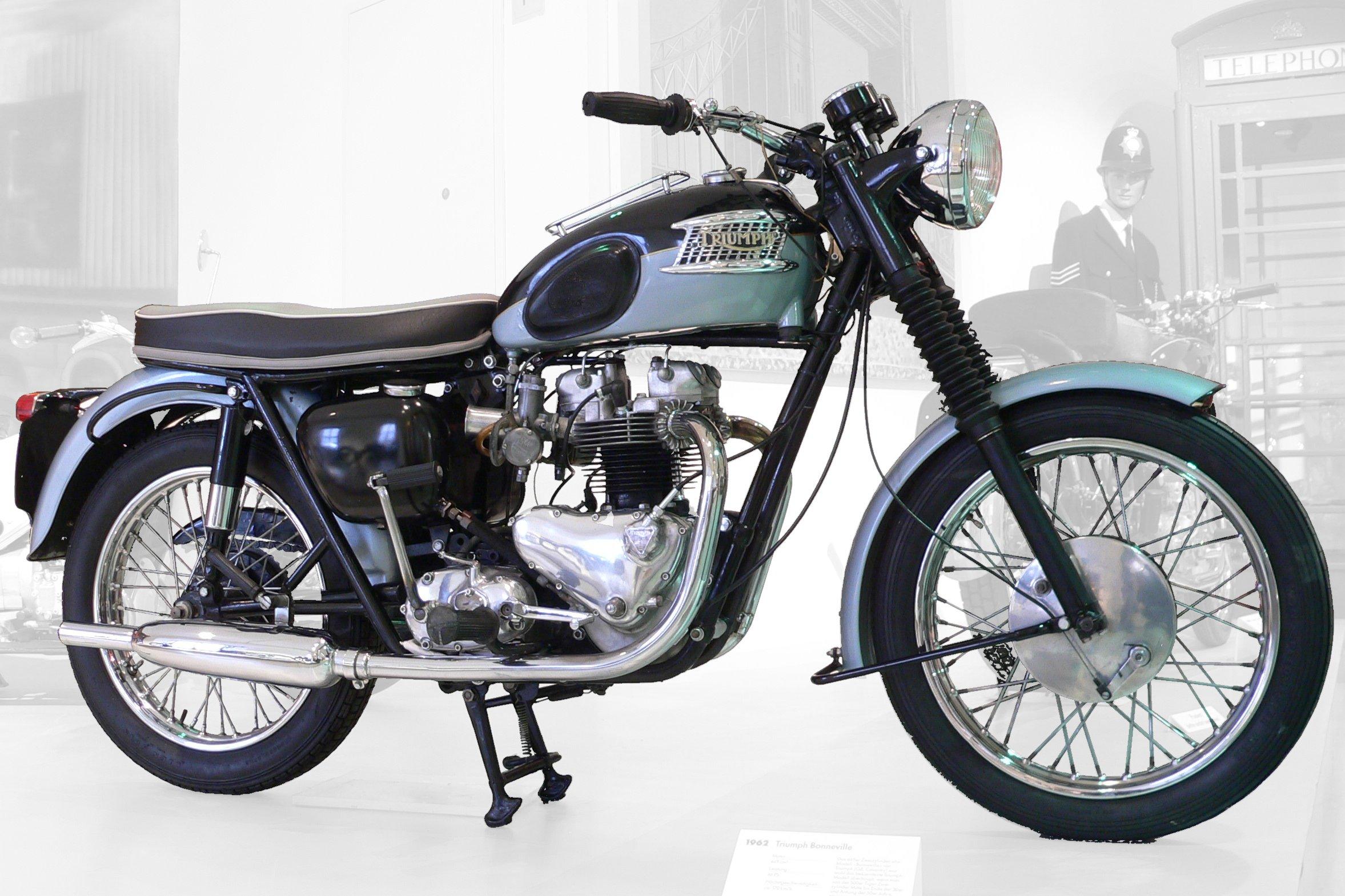 1963 Triumph Bonneville T120