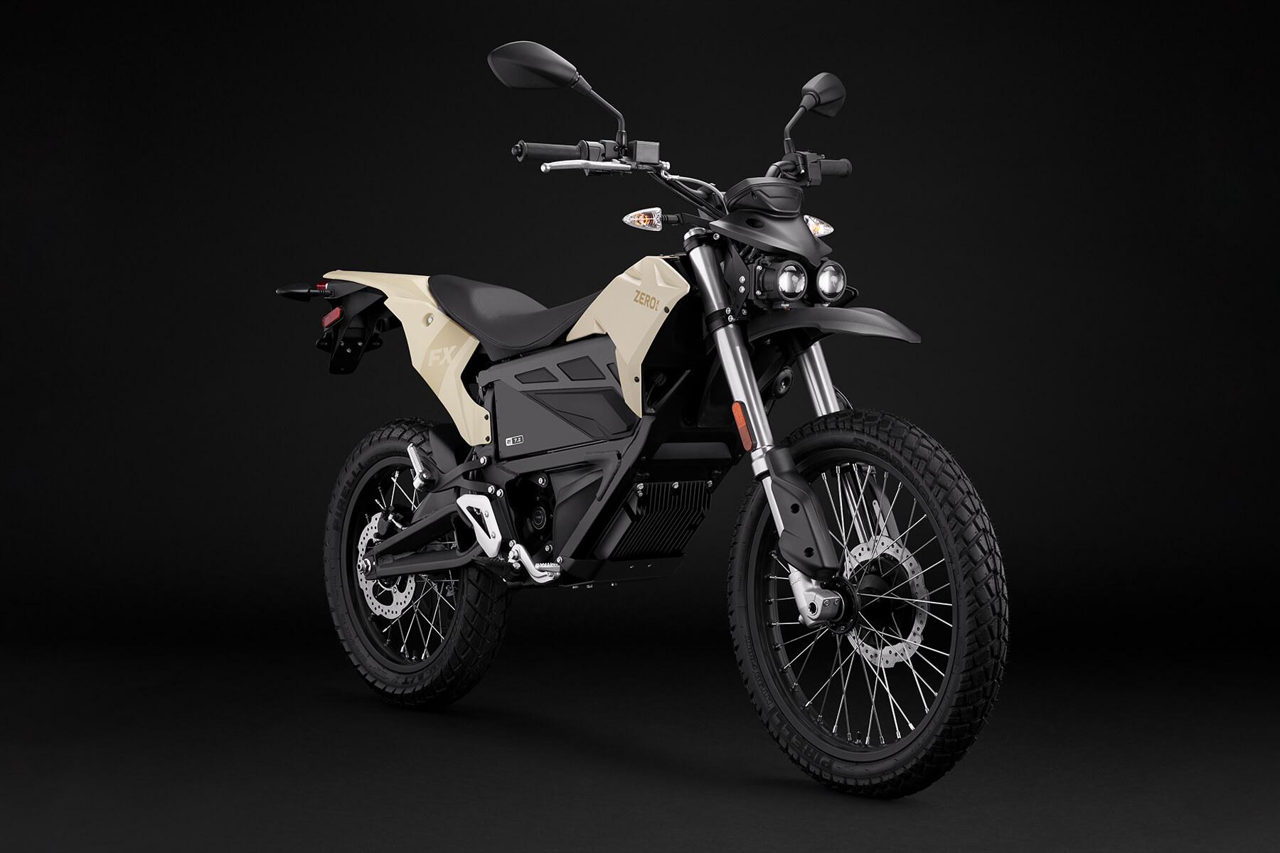 2020 Zero Motorcycles FX