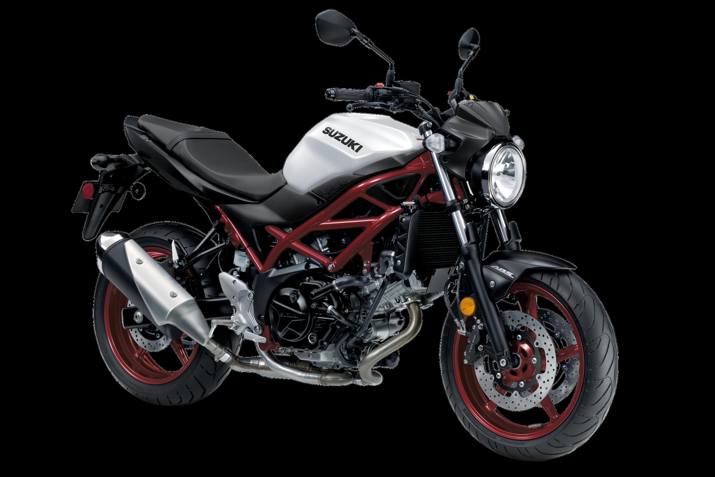 2021 Suzuki SV650