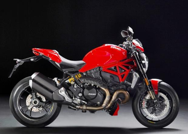Ducati Monstwe 1200R