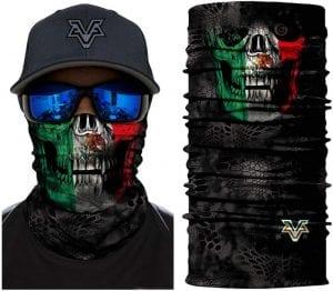 Vcoros monster skull bandana
