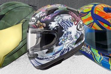 14 Helmets With Badass Graphics