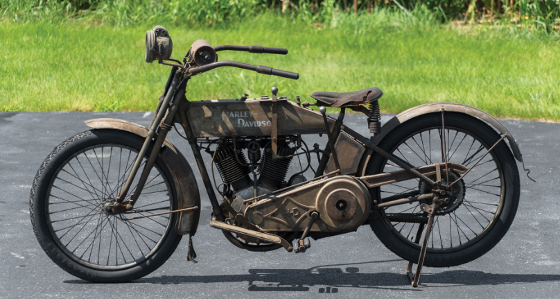 Harley-Davidson 11F