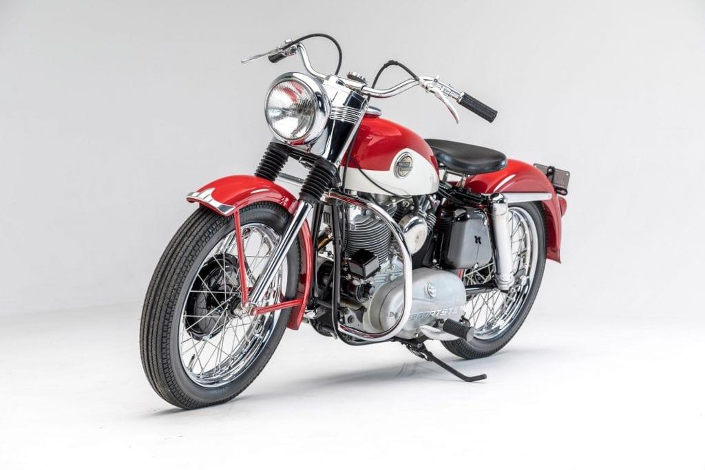 Harley-Davidson Sportster XL Ironhead