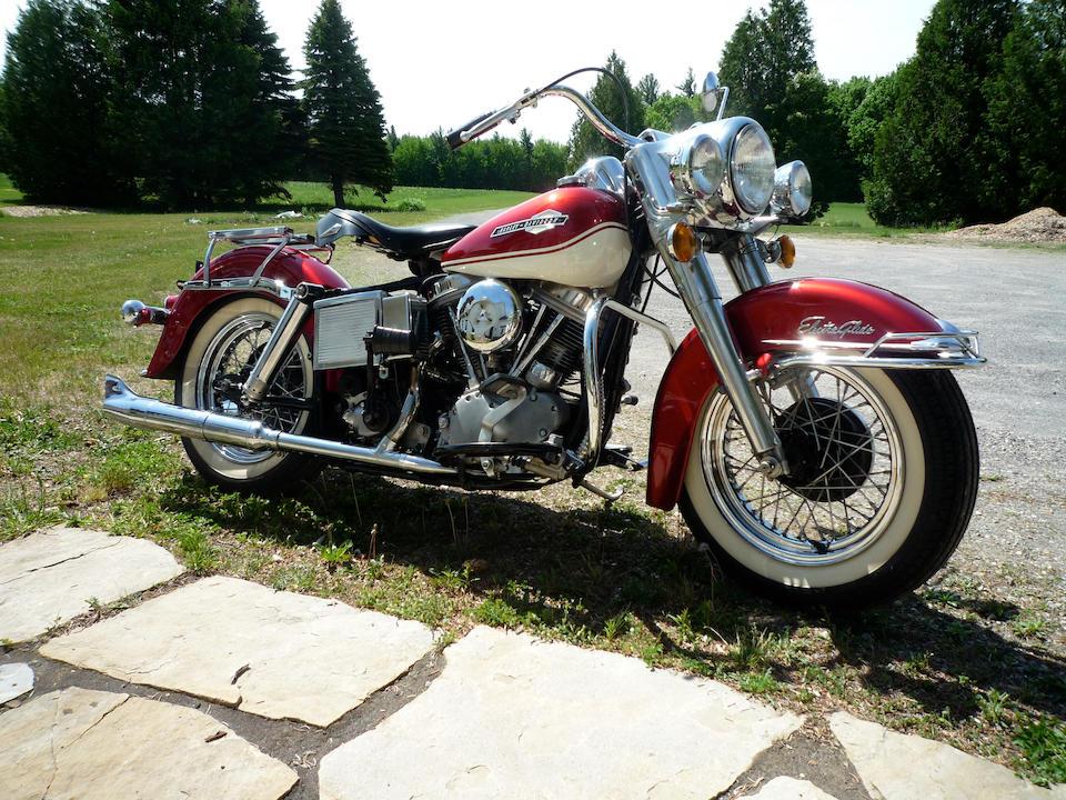 Harley-Davidson Electra-Glide