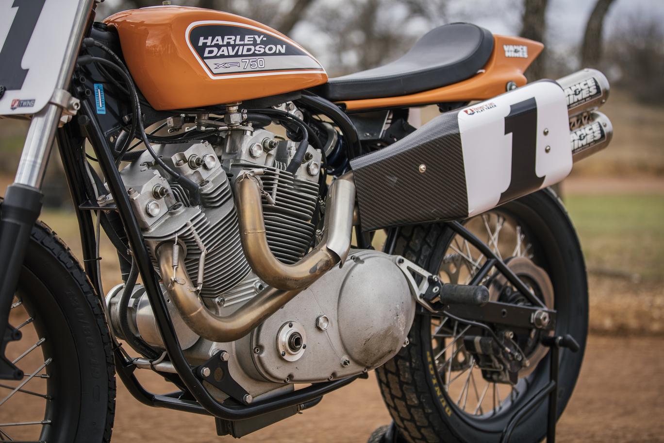 Iconic Harley-Davidson Motorcycles