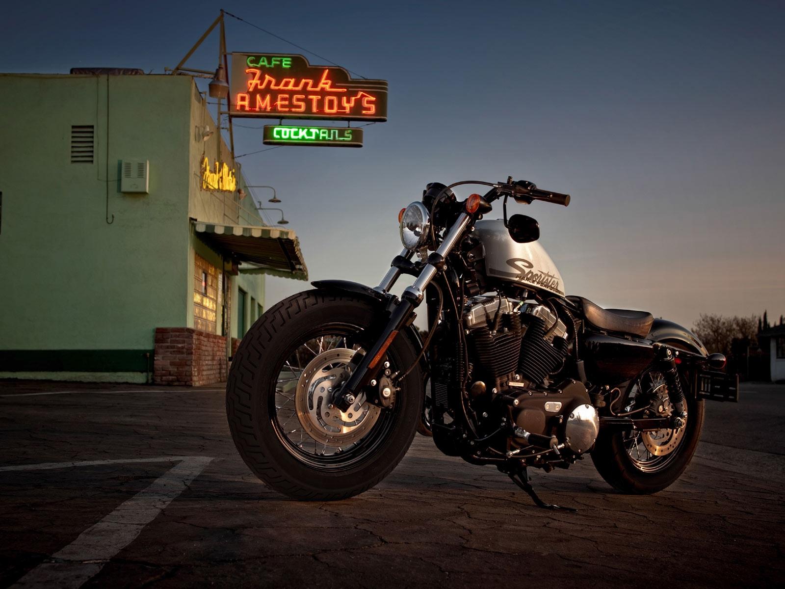 Harley Davidson 48 Wallpapers